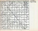 Campbell Township, Township 130, Range 46, Tenney, Wilkin County 1922